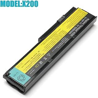 11.1V 5200mAh New Laptop Battery for Lenovo IBM Thinkpad X200 X200s X201 X201i,42T4534 42T4535 42T4543 42T4650 42T4834 42T4835