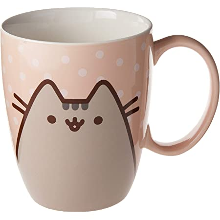 Pusheen The Cat Pusheen Sculpted Mug 16 oz
