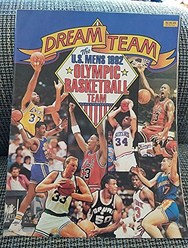 "1992 USA Olympic ""Dream Team"" Basketball Team Poster"