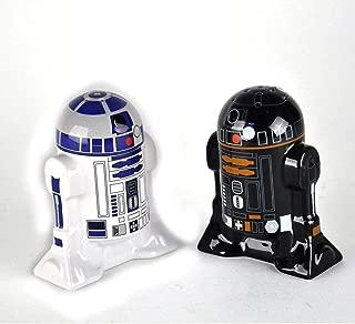 TruffleShuffle Star Wars Droid Salt and Pepper Shakers