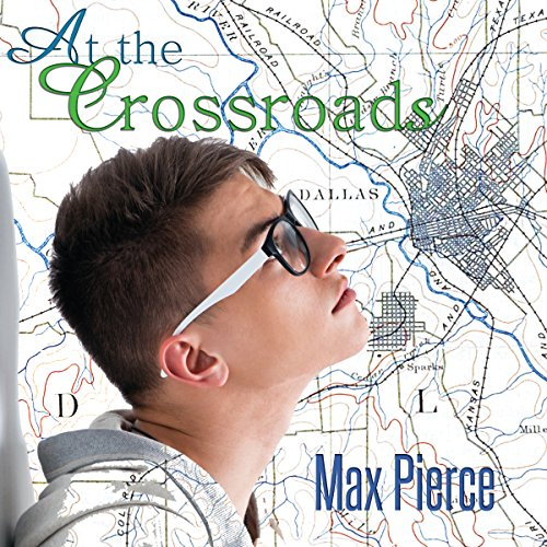 At the Crossroads audiobook cover art