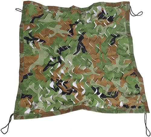 M-Y-L Filet jardinFilet à Camouflage Woodland - Filet extérieur Pare-Soleil Jungle Oxford Filets de Polyester Oxford pour Camping, Filet de Camouflage,5  10m