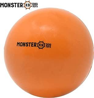 Indestructible Dog Ball – Lifetime Replacement Guarantee! – Tough Strong,..