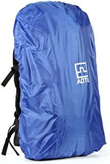 AOTU 40-90L Rainproof Backpack Cover Rain Cover Waterproof Bag Free Foldable for Outdoor Travel Riding Climbing Hiking Camping (Blue)