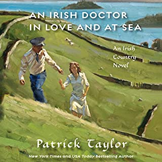 An Irish Doctor in Love and at Sea audiobook cover art
