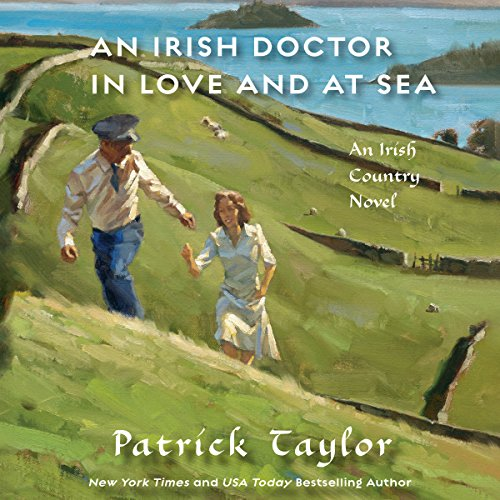 Page de couverture de An Irish Doctor in Love and at Sea