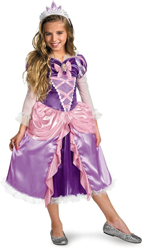 Disney Tangled Rapunzel Deluxe Max 67% OFF - Toddler Costume Kids Large-scale sale