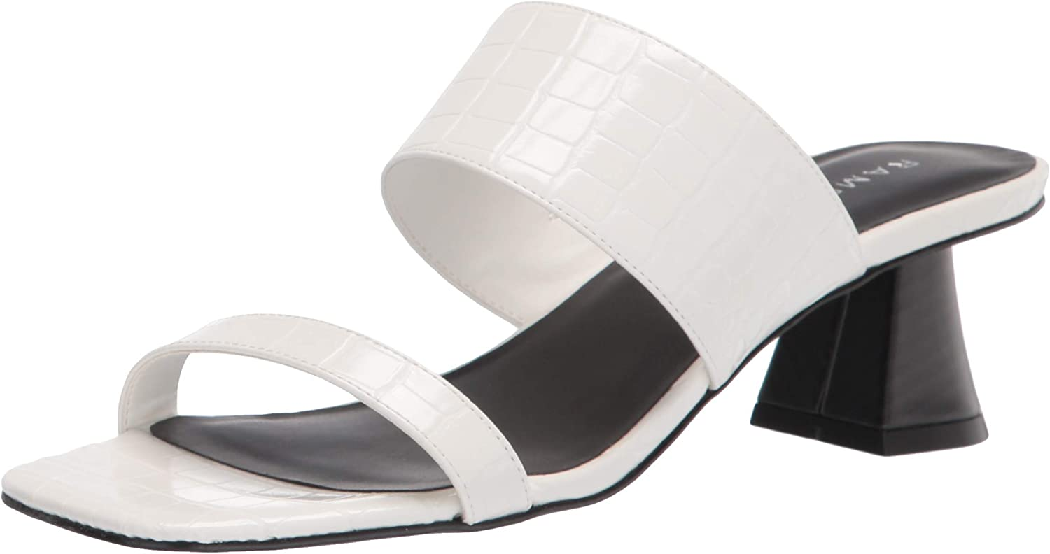 security Rampage Women's Celia 2021 Heeled Strappy Sandal