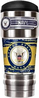 United States Navy - 18oz Vacuum Insulated Travel Tumbler