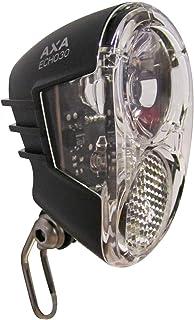 AXA Unisex Led Echo 30 Steady auto fietslamp, zwart, 10 x 5 3 cm EU