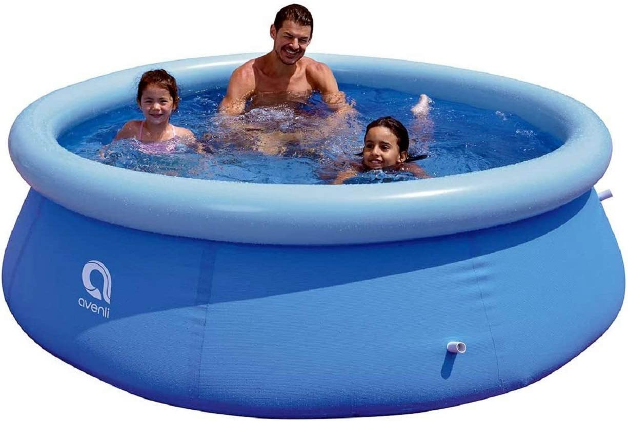 Award-winning store Family Inflatable Swimming Pool Inflatab Kiddie High order Pools
