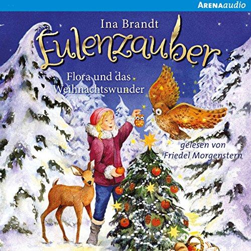 Flora und das Weihnachtswunder cover art
