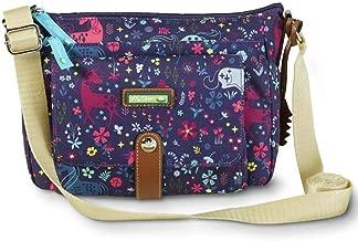 Lily Bloom Cristina Crossbody Eco Friendly Bag in Uni Corny - Unicorn Pattern