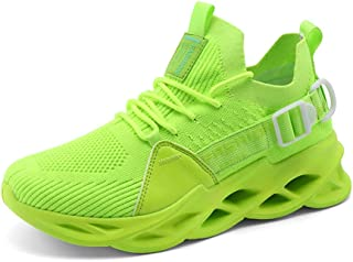 NCNDB Men Running Shoes Sport Athletic Sneakers Walking Shoes for Men Tennis Casual Fashion Outdoor Non-Slip Shoes Basketball Shoes