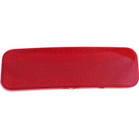 Ford Transit Connect 2013-/> Red Rear Reflector Pair Left /& Right