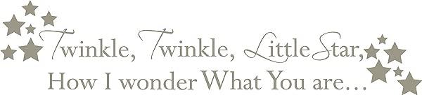 Twinkle Twinkle Nursery Rhymes