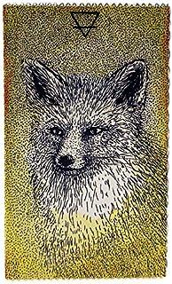 英語オラクルカードデッキタロットカード占いガイダンスボードゲームカード魔女の恋愛天使lenormand動物の精神,Animals spirit