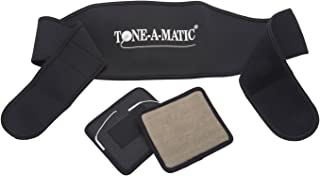 Tone-A-Matic Electronic/Electric Muscle Stimulator/TENS Multi-Functional Therapy Garment Waist & Back Belt (Sold as an Accessory Only)