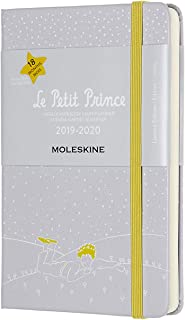 モレスキン 手帳 2019年7月始まり 18ヶ月 ウィークリーダイアリー 星の王子さま ハードカバー ポケットサイズ DPP18WN2Y20.