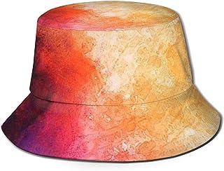 JHGFG Gorras Generales para Hombres y Mujeres Algodón Sombrero de Pescador Sombrero de niño Cudi Diseño único Bucket Cap N...