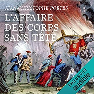 Page de couverture de L'Affaire des Corps sans Tête