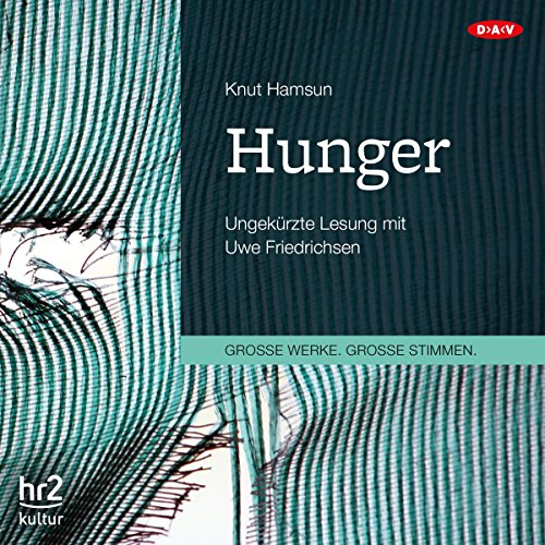 Hunger  By  cover art