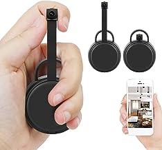$45 » Mini Hidden Camera DIY Small Wireless Spy Camera Tiny WiFi Security Cam Covert Nanny Camera True 1080P Cams for Home Offic...