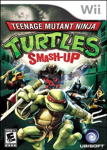 Tortugas ninjas mutantes adolescentes: aplastar