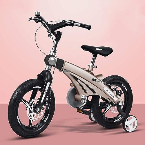80% de descuento DOODLQ - Bicicleta Infantil retráctil para Bicicleta de Montaña, 12 12 12 14 16 Pulgadas, con Marco telescópico, Plegable, Altura Ajustable para recién Nacidos  mejor moda