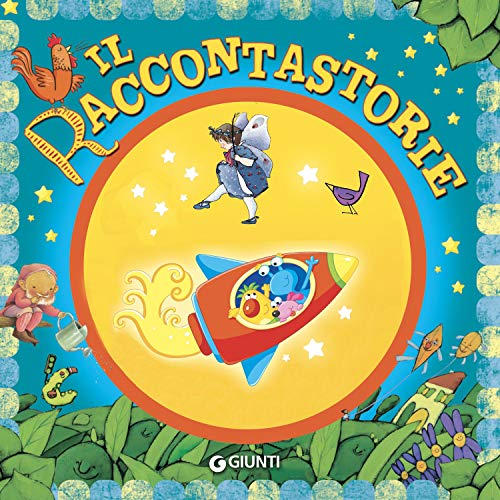 Il raccontastorie audiobook cover art