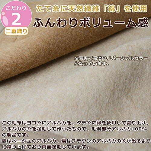 京都西川『アルパカ毛布(ALH2580)』