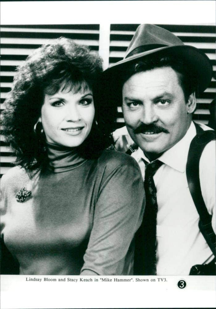 Vintage photograph Sale Special Price of Stacy Our shop most popular Keach
