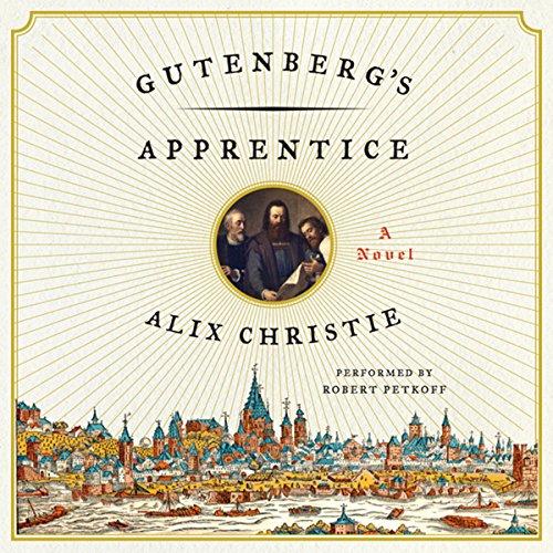 『Gutenberg's Apprentice』のカバーアート