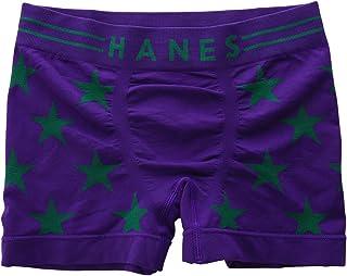 (ヘインズ)Hanes スタープリント シームレスボクサー