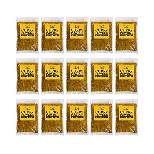 カレー粉 (100g×15個) 簡易パッケージ カレーパウダー 神戸アールティー curry powder