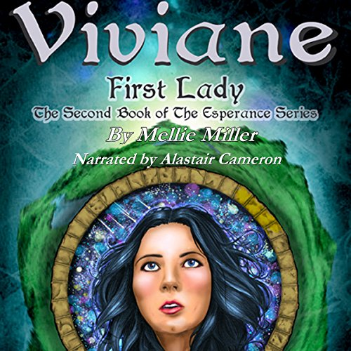 Viviane, First Lady audiobook cover art