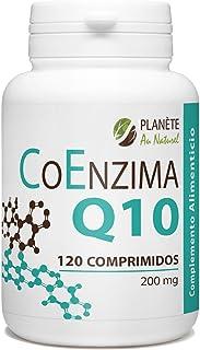 CoEnzima Q10-200 mg - 120 comprimidos