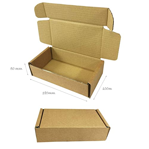300 Postal Cardboard Boxes A4 C4 Mailing Shipping Carton Large Letter PIP OP2