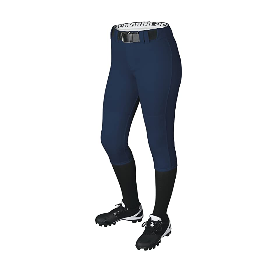 DeMarini Girls Belted Pant