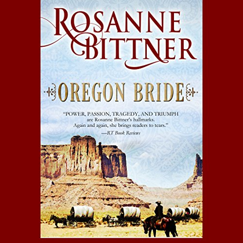 Oregon Bride audiobook cover art