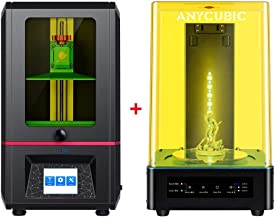 ANYCUBIC Photon 3D Printer and LCD 3D Printer Wash and Cure Box Bundle