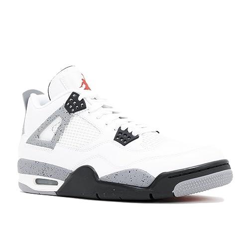 2384efba7cc213 Air Jordan 4 Retro Style  308497-103 Mens Size  12 M Us