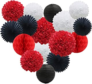 Best black and red theme party Reviews