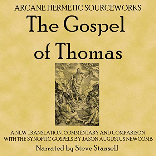 The Gospel of Thomas cover art