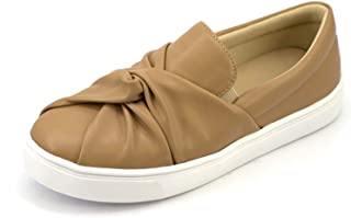 SLIP-ON DUCHI DURIAN ANTIQUE COM LAÇO ENTRELAÇADO