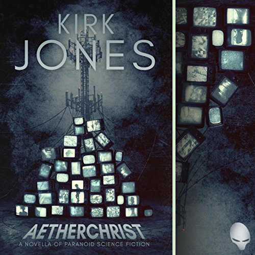 Aetherchrist audiobook cover art