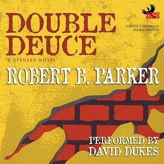 Double Deuce audiobook cover art