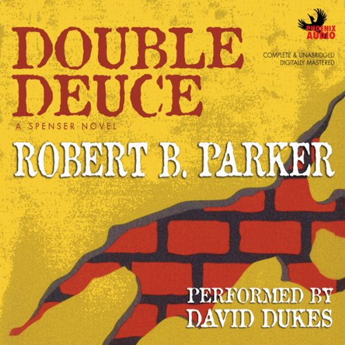 Double Deuce audiobook cover art