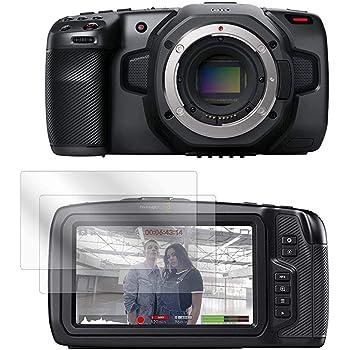 Antirreflejo Protector de pantalla para Blackmagic reflexión 6K cámara de cine de bolsillo