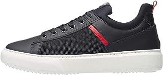 NeroGiardini A901292U Sneaker Hombre De Piel Y Tejido Técnico